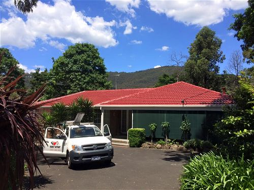House roof restoration Montrose