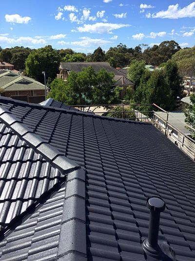 Roof Restored in Lilydale